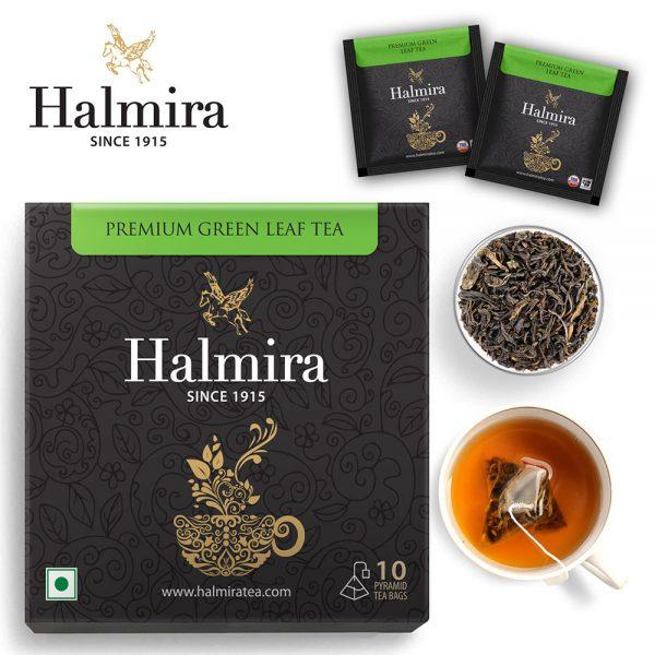 Premium Green leaf Tea 10TB